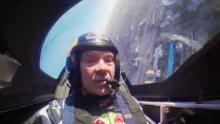 POV aerobatic flying through Texas