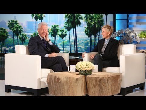 President Bill Clinton Talks About Hillary and 2016
