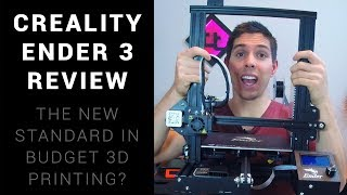 Ender 3: The new standard in budget 3D printing? Now $190
