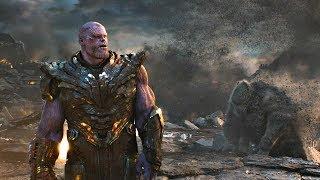 Thanos Army Gets Dusted Scene - Thanos Army Snapped | Avengers ENDGAME (2019)