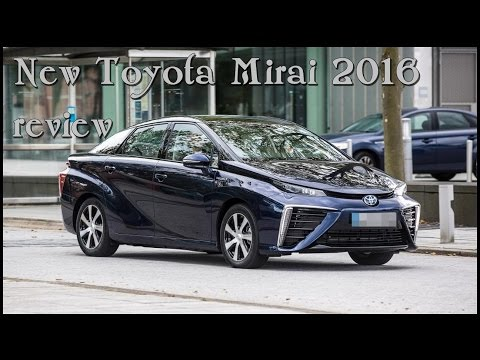 [HOT] New Toyota Mirai 2016 review