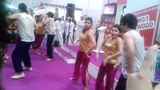 super dance in gitex 2013