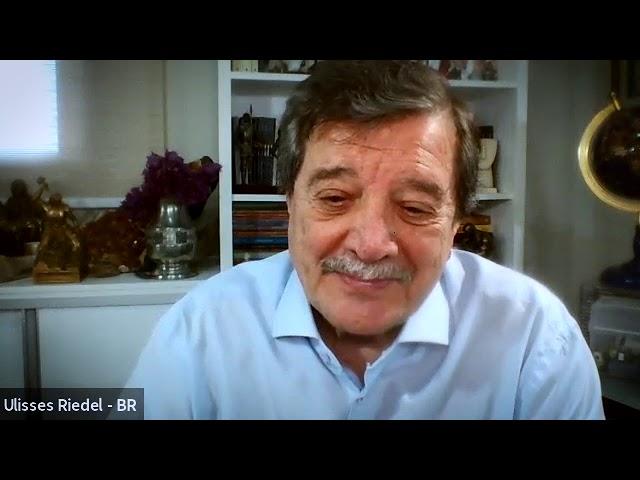 Entrevista com ULISSES RIEDEL - Empreendedor Social, Diretor da TV Supren, Advogado e Senador.