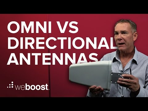 Omnidirectional vs directional antennas what's the difference? | weBoost