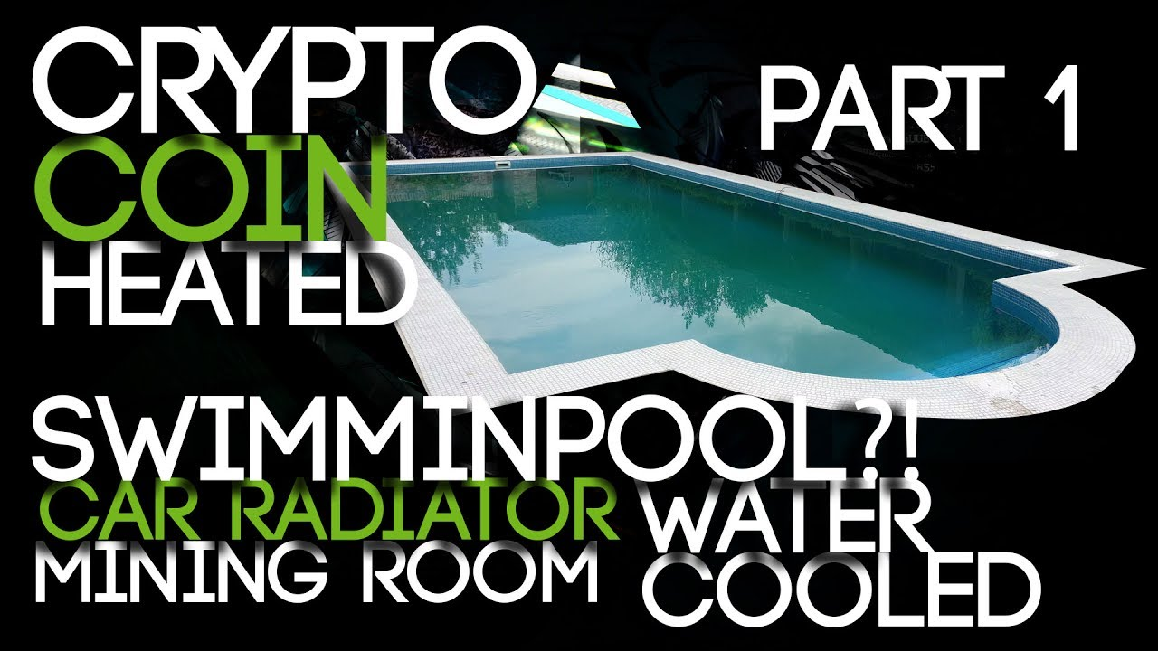 Crypto Currency Heated Swimming Pool Project?! Part 1 (10K Subscribers)