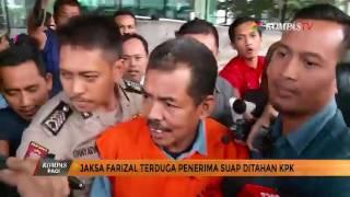 Jaksa Farizal Ditahan KPK Terkait Suap Xaveriandy