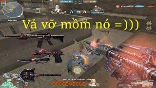 [ Bình Luận CF ] M4A1-S-Born Beast - Tiền Zombie v4