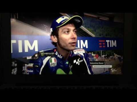 Muggello 2016 Rossi Interview