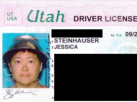 Asia Carrera's new Utah driver's license photo a hot topic