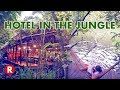 Jungle Hotel Tour in Guatemala // Hotel Finca Tatin // Only By Boat! // Guatemalan Jungle Hotel