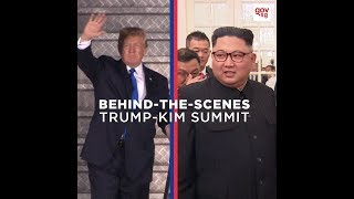 Behind the Scenes| DPRK-USA Singapore Summit