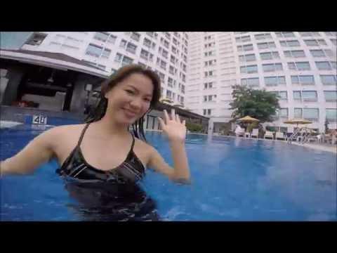 Swimming pool at Quest Hotel, Cebu City