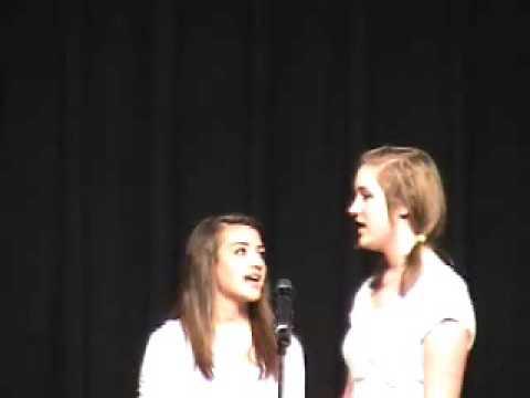 Defying Gravity;  Trailridge Middle School Choir