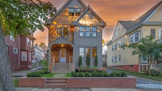 Luxury Single Family Just Listed: 133 Powder House Blvd, Somerville