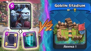 Clash Royale | MINION HORDE + CLONE TROLLING ARENA 1! | *FUNNY MOMENTS* (Drop Trolling #66)