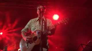 Calexico - All Systems Red (06.08.2015, Theaterfestival, Isny)