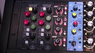 Trident 80B 500 series eq review