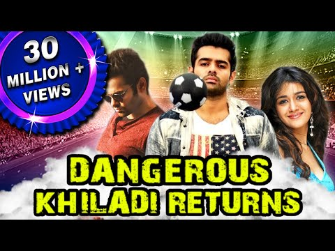 Dangerous Khiladi Returns (Jagadam) Hindi...