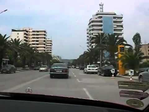 Vlora city, Amantia 2008