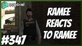Ramee Reacts To Ramee, Dean and Lang Are Not Sorry - NoPixel 3.0 Highlights #347 - Best Of GTA 5 RP