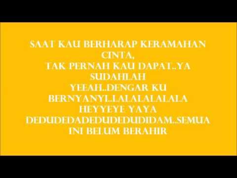 Bondan Prakoso & Fade 2 Black Ya Sudahlah (Video Lirik)