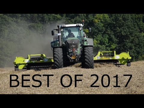 THIS IS AGRICULTURE | BEST OF 2017 | Alb-Donau Agrarvideos