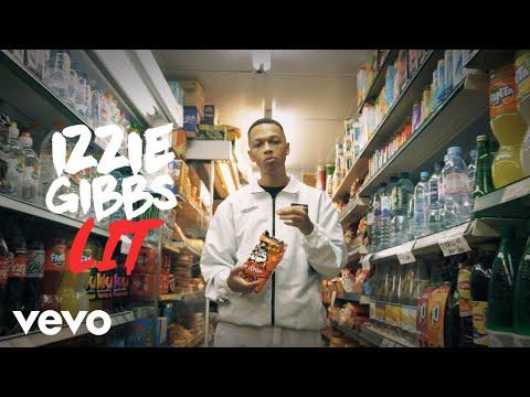 Izzie Gibbs - Lit (Official Music Video)