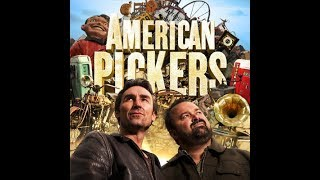 American pickers 2.0 ( the untold stories)
