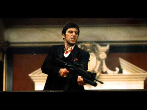 Scarface Theme Song Chopped