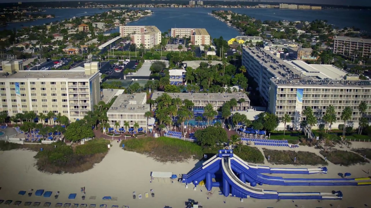 Tradewinds Island Resort St Pete Florida