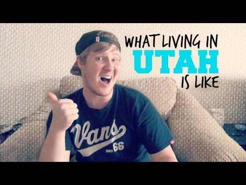 What Living in Utah is Like