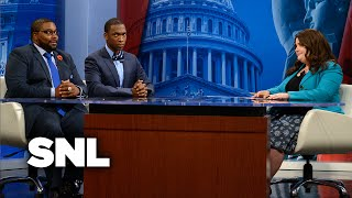 CNN State of the Union: NFL in Crisis - SNL