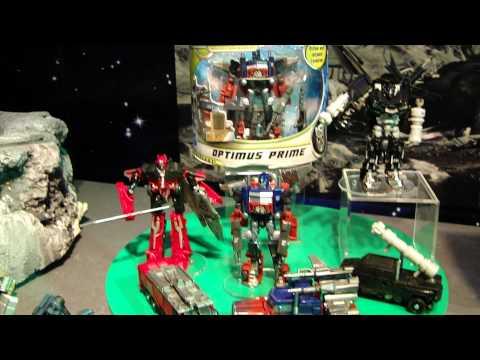 Seibertron.com Toy Fair 2011 Transformers Cyberverse (Legends Class) toys