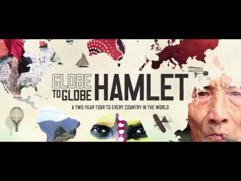 Hamlet Globe to Globe / Shakespeare's Globe (GEM Center SG) 2015
