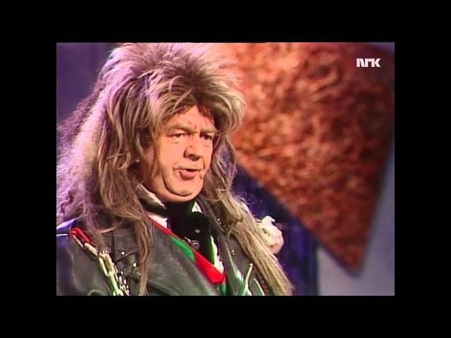 Dizzie Tunes - Tor Erik som rockeartist