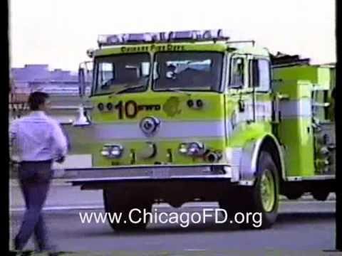 Chicago Fire Dept. - Crash Station 1, O'Hare International Airport