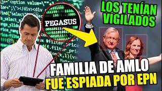 🚨ALERTA MUNDIAL🚨Así Cayó Mega Red De Espionaje De EPN  ¡ESPIARON A ALIADOS DE LA 4T!
