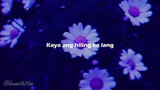 Walang Gana - King Badger (Lyrics Video)