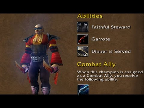Another POWERFUL HIDDEN Champion - ALL CLASSES -  AWESOME Abilities.