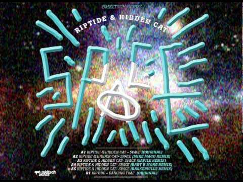 RipTide & Hidden Cat - Space EP MIX / BMKLTSCH RCRDS