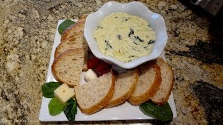 Mimis Cafe Spinach Artichoke dip - RECIPE