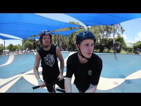 Ryan Williams VS James Morgan | Game of SCOOT V2