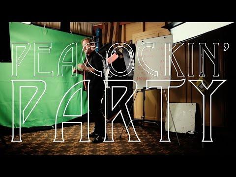 Benji Hughes - Peacockin' Party (Official Music Video)