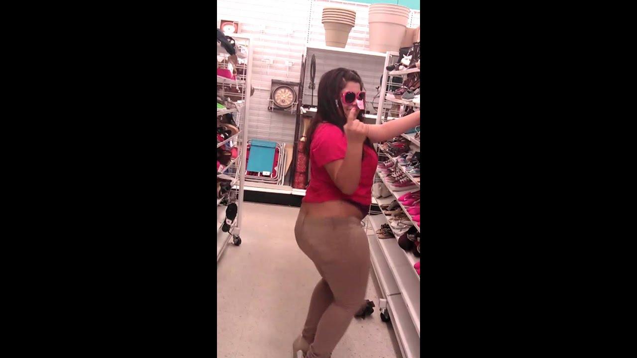Chubby women high heels