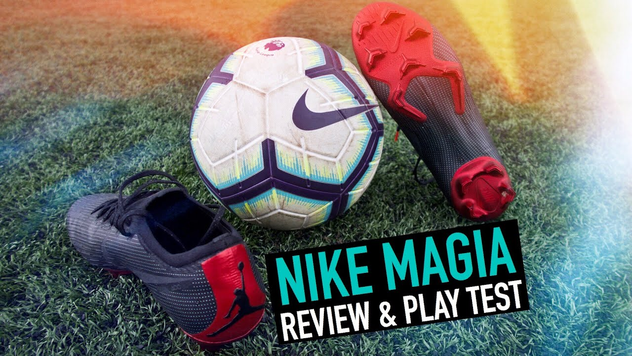 2b02850e4 NIKE MAGIA | REVIEW & PLAY TEST - YouTube