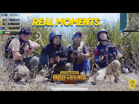 PUBG Real Life - PUBG MOBILE INDONESIA