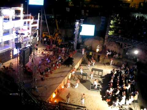 Оpening of the Ohrid Summer Festival 2010