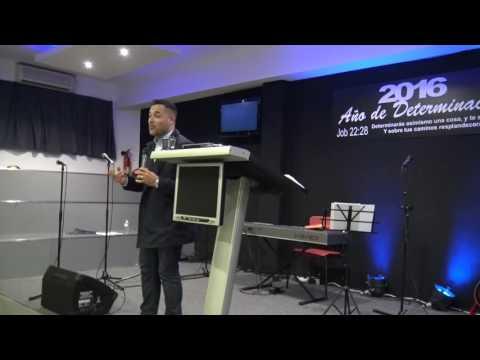 Pastor Daniel Cabrera - Cruzadas de Libertad - Viernes (03/06/16)