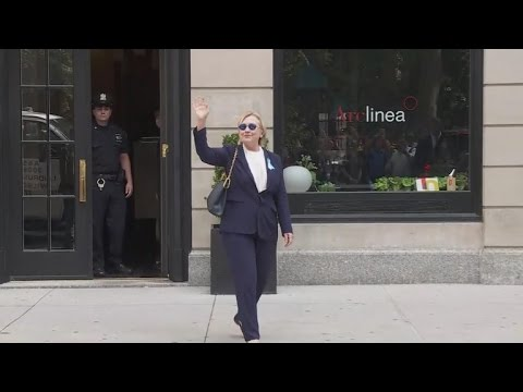 Hillary Clinton Lookalike Addresses Reports That Candidate Used a Body Double