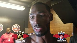 """CHAMPIONS FIGHT CHAMPIONS"" ROBERT EASTER URGES MIKEY GARCIA TO CHALLENGE HIMSELF AND FIGHT"